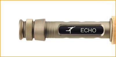 Echo 10142 Одноручное нахлыстовое удилище Carbon (фото, вид 1)