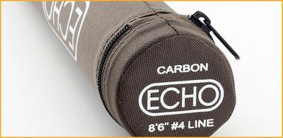 Echo 10142 Одноручное нахлыстовое удилище Carbon (фото, вид 2)