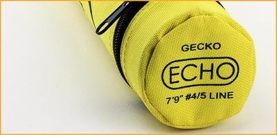 Echo 10143 Детское одноручное нахлыстовое удилище Gecko (фото, вид 8)