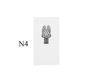 J:son&Co 58308 Заготовки для имитаций крылышек Realistic Wing Material For Mayfly Nymph (фото, вид 4)