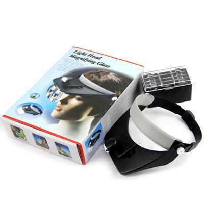 SFT-studio 41382 Увеличительные линзы с подсветкой Light Head Magnifying Glass (фото, вид 4)