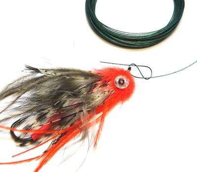 SFT-studio 10592 Поводковый материал Color Pike Wire (фото, вид 1)