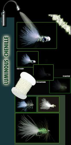 Hends Products 55025 Синель Luminous Chenille (фото, вид 1)