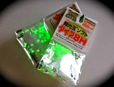 Toho 58055 Светящиеся головки 8H Soft Head (фото, вид 2)