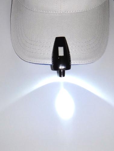 Сompleat Angler 81191 Микрофонарик JD ''BUG'' GEAR HAT LIGHT (фото, вид 1)