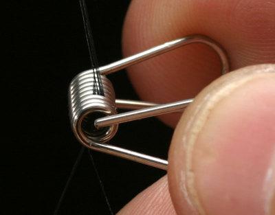 Marc Petitjean™ 41135 Инструмент для работы с даббинговой нитью Loop Clamps (фото, вид 1)
