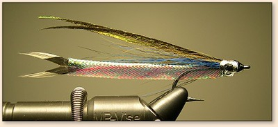 Hedron 52208 Плетеные трубки Flashabou Minnow Body (фото, вид 5)