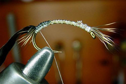 FLY-FISHING 58334 Вольфрамовые заготовки для тел с сегментами Tungsten Billet Body Scud (фото, вид 3)