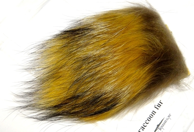 Терский Берег 52373 Мех енота Raccoon Fur (фото, вид 1)