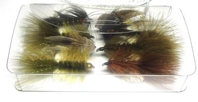 Kola Salmon 20019 Набор мушек Terrestrial Fly Set (фото, вид 1)