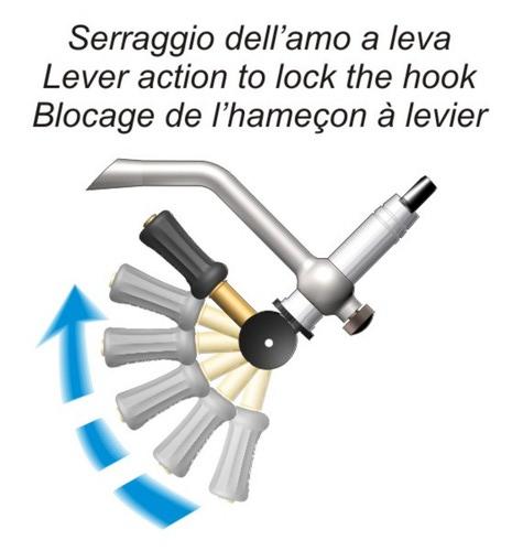 STONFO™ 41432 Тиски MORSETTO FLYTEC VISE (фото, вид 6)