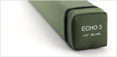 Echo 10150 Нахлыстовые удилища Echo 3 Switch (фото, вид 4)