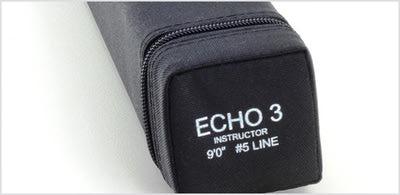 Echo 10140 Одноручное нахлыстовое удилище Echo 3 Instructor (фото, вид 1)