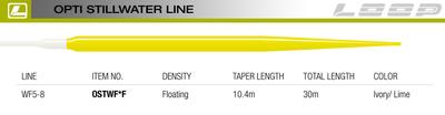 Loop 10388 Нахлыстовый шнур OPTi Stillwater (фото, вид 2)