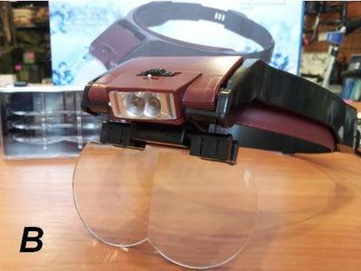 SFT-studio 41382 Увеличительные линзы с подсветкой Light Head Magnifying Glass (фото, вид 6)