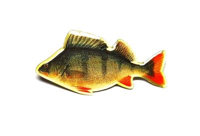 Pool 12 93064 Значок Pin Fish (фото, вид 1)