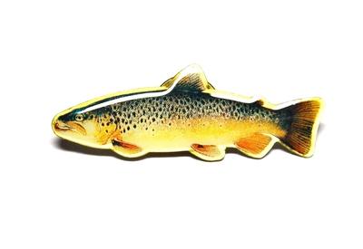 Pool 12 93064 Значок Pin Fish (фото, вид 4)