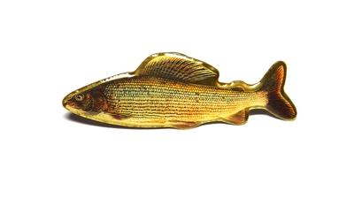 Pool 12 93064 Значок Pin Fish (фото, вид 5)