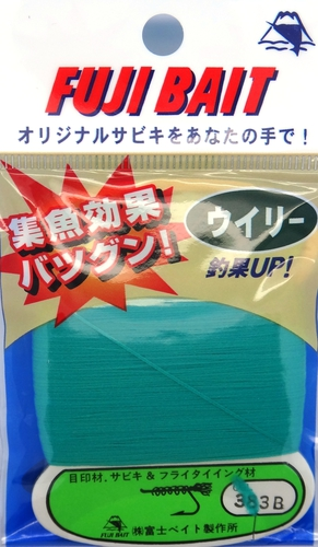 Fuji Bait 55058 Синтетическая пряжа Woolly Yarn (фото, вид 7)