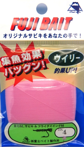 Fuji Bait 55058 Синтетическая пряжа Woolly Yarn (фото, вид 12)