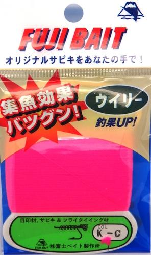 Fuji Bait 55058 Синтетическая пряжа Woolly Yarn (фото, вид 13)