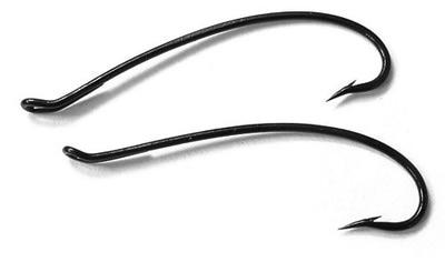 Partridge of Redditch 60043 Крючок одинарный CS10/1 Bartleet Traditional Single (фото, вид 1)