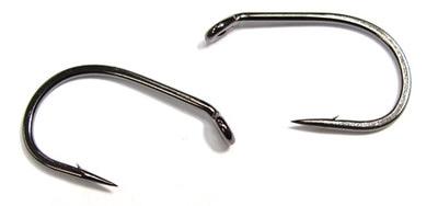 Partridge of Redditch 60047 Крючок одинарный BMN Big Mouth Nymph (фото, вид 1)