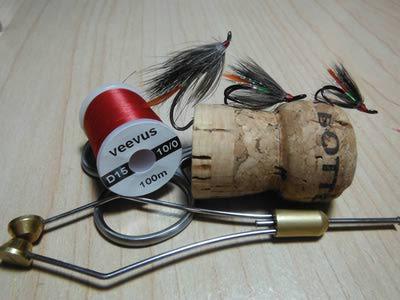 VEEVUS™ 51046 Монтажная нить Thread 10/0 (фото, вид 1)