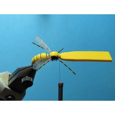 4Trouts 59511 Набор материалов для вязания мушек из пенки Foam Flies Set (фото, вид 3)