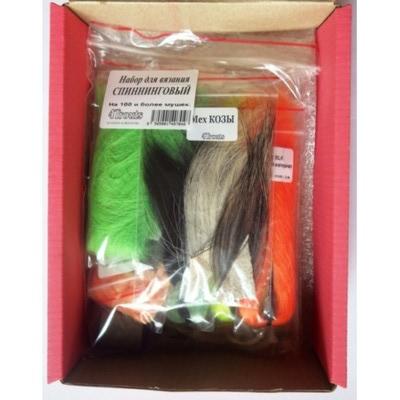 4Trouts 59513 Набор материалов для вязания приманок Spinning and Jig Set #1 (фото, вид 2)