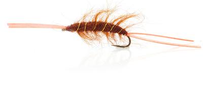 A.Jensen 16079 Имитация креветки Fyggi Brown (фото, вид 1)