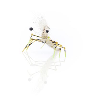 A.Jensen 16083 Имитация креветки Honey Shrimp Chartreuse Legs (фото, вид 1)
