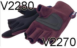 Vision 70477 Перчатки Glove Wind Block (фото, вид 1)