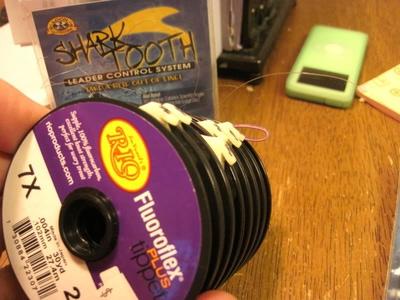Loon 10841 Диспенсер для поводкового материала Shark Tooth (фото, вид 8)