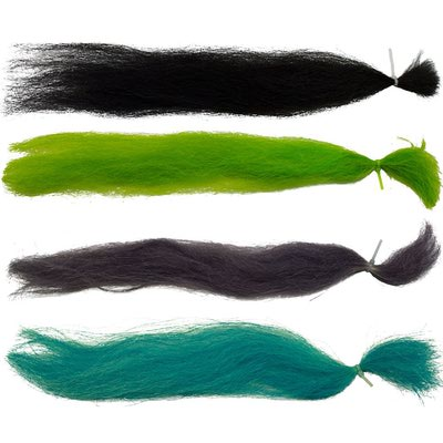 Spirit River 52394 Мех яка UV2 Yak Streamer Hair (фото, вид 2)