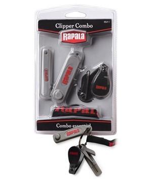Rapala 41213 Набор инструментов Clipper Combo (фото, вид 1)