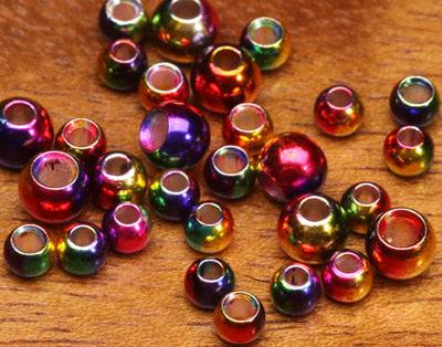 FLY-FISHING 58069 Латунные головки радужной окраски Rainbow Brass Beads (фото, вид 3)