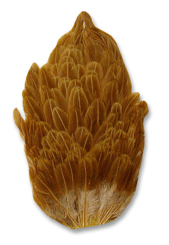 WAPSI 53145 Куриное седло Soft Hackle Hen Saddle Patches (фото, вид 4)