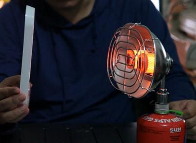 Brother Holding Group Co., Ltd 81523 Газовый обогреватель Double Burner Heating Stove BRS-H22 ''Owl'' (фото, вид 1)