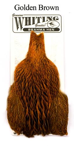WHITING™ 53275 Скальп курицы Brahma Hen Capes (фото, вид 3)