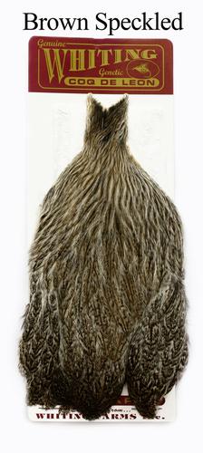 WHITING™ 53260 Перья курицы Coq De Leon Hen Cape (фото, вид 1)