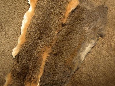 Nature's Spirit 52416 Мех белки Squirrel Skin (фото, вид 1)