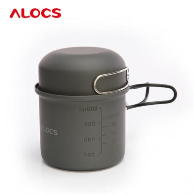 Alocs 81421 Набор со спиртовой горелкой Spirit Burner+ (фото, вид 6)