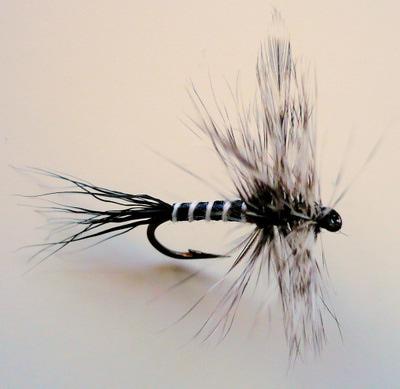Crystal River 11227 Сухая мушка Mosquito (фото, вид 1)