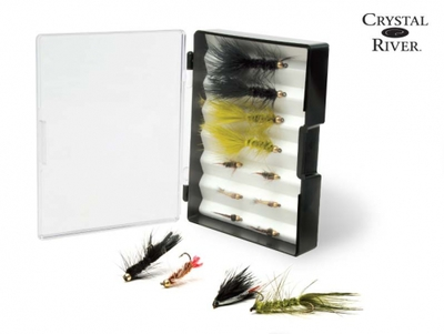 Crystal River 20069 Набор мушек Bead Head Fly Boxed Assortment (фото, вид 1)