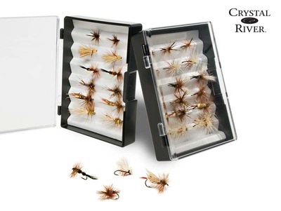 Crystal River 20070 Набор мушек Rocky Mountain Boxed Fly Assortment (фото, вид 1)