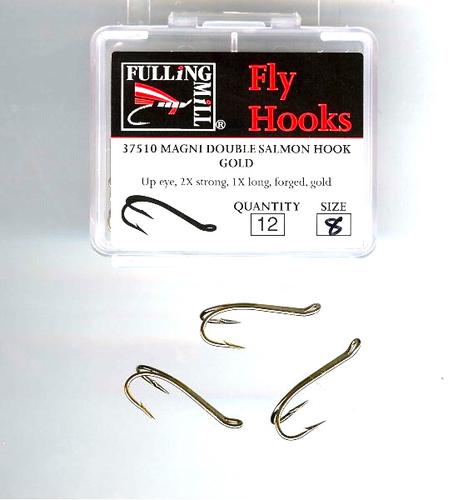 Fulling Mill 60360 Крючки двойные Magni Double (фото, вид 3)