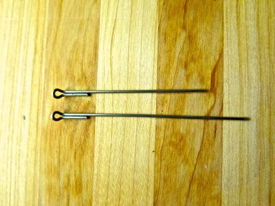 OPST 58080 Носители Dumbbell Eye Intruder Shanks (фото, вид 1)