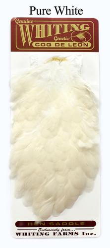 WHITING™ 53088 Седла кур Coq de Leon Hen Saddle (фото, вид 2)