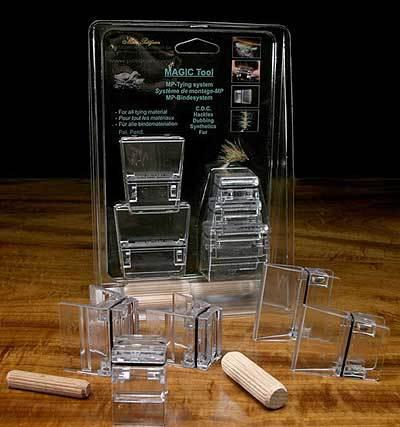 Marc Petitjean™ 41087 Наборы инструментов для работы с даббинговой петлей Magic Clip Tools (фото, вид 1)